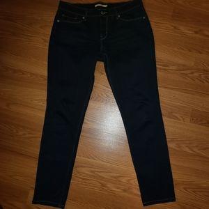 Levi's 524 Skinny Women's Jeans